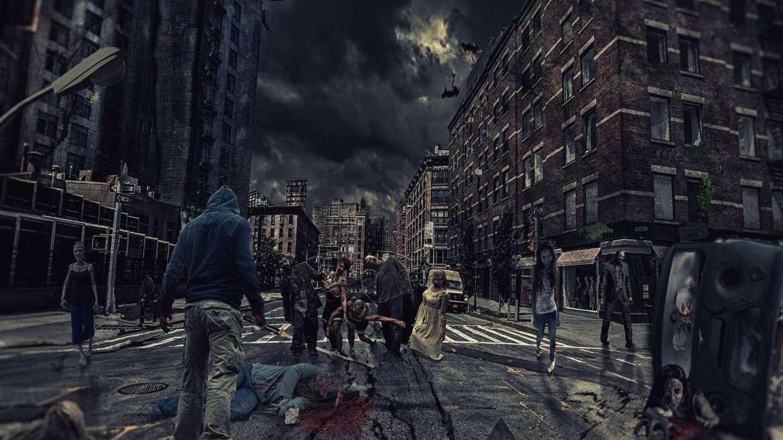 Zombieinvasion
